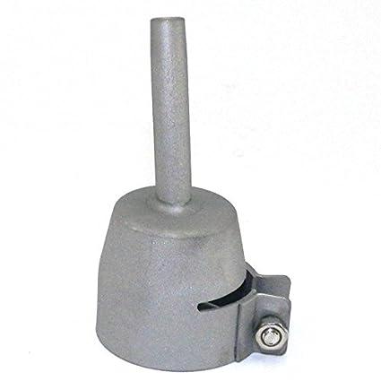 yunshuo lápiz punta piso boquilla de soldadura para aire caliente Soldador de vinilo Leister plástico