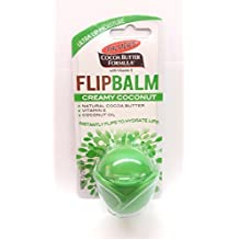 Palmer's FlipBalm ( Creamy Coconut ) Lip Moisture 0.25oz - Buy Packs and SAVE (Pack of 2)