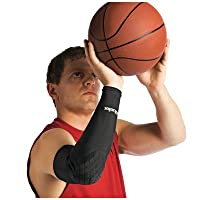 Mueller Diamond Pad Elbow Sleeve Large