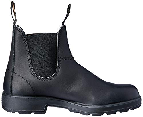 Anticato winter Premium 0510 0012 Vitello Nero Blundstone Unisex Bccal Black Fall Polacchino 2016 zqwf60x
