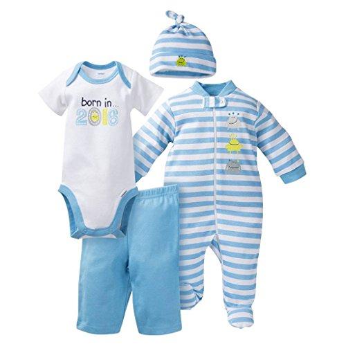 Gerber Baby Piece Bodysuit Sleeper