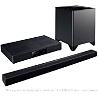 Pioneer FS-EB70 3.1.2-Channel Sound Bar with Wireless Subwoofer & Bluetooth