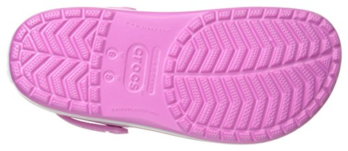 Adulte party Rose Pink Crocs Sabots Mixte Crocband vtXwR