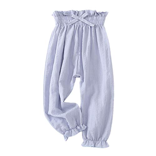 Littay Children Girls Boys Kids Baggy Dance Costume Bloomers Trousers Harem Pants ()