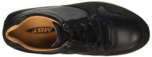 Sneakers Homme Noir Said MBT Basses fSw1Fq