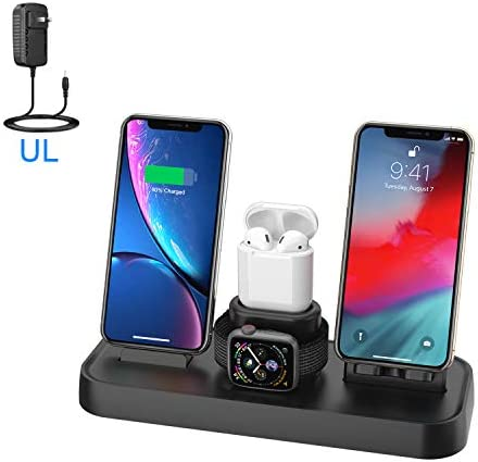 Wireless Charger Charging Station AirPods product image