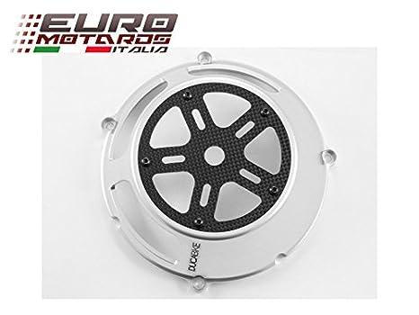 Ducati Hypermotard 1100 ducabike Italia tapa del embrague CC09: Amazon.es: Coche y moto