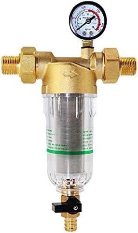 SODIAL Sistema de Prefiltro de Agua 2/5 Pulgadas y 1 Pulgada ...