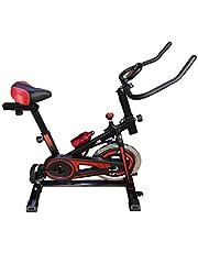 Skyland Unisex Adult Home Exercise Spinning Bike, Black - EM-1556