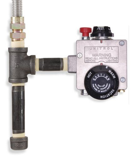 LDR 609 2500 Sediment Trap for Water Heater