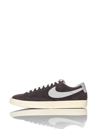 Nike Blazer Low Prm Shoes (VNTG Suede) Grey (Black / Cool Grey / Black) amazing price for sale MlWRmSAj