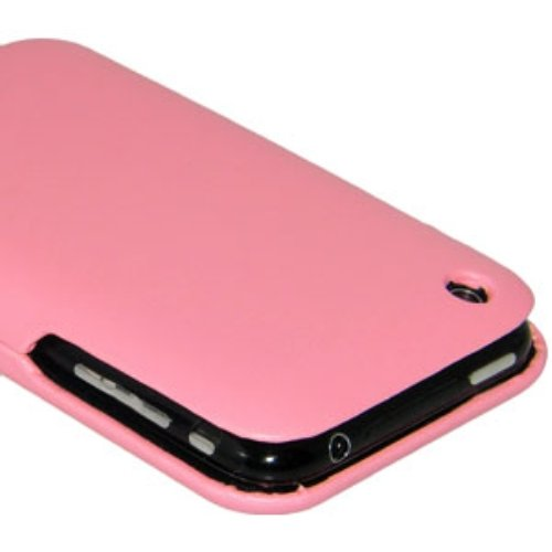 Amzer Holster Housse Combo Coque pour iPhone 3G/3GS–Rose