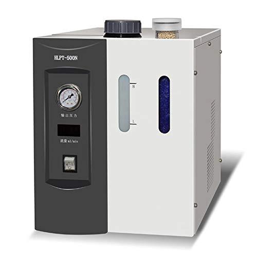 - BAOSHISHAN Nitrogen Gas Generator 0-500ml/min High Purity 99.9997% Laboratory Nitrogen N2 Generator 110V
