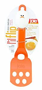 Joie Egg Face Small Mini Cooking Spatula Sandwich Turner Nonstick Safe NEW