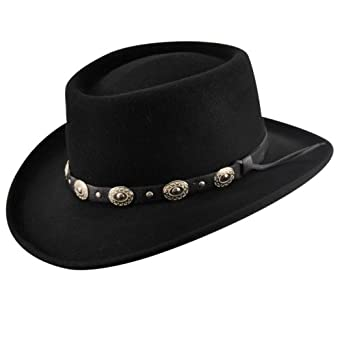 634b5772 Image Unavailable. Image not available for. Color: Eddy Bros. Men Gambler  Hat ...