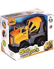 Caminhão Monte & Desmonte Shop Truck, Pica Pau Brinquedos