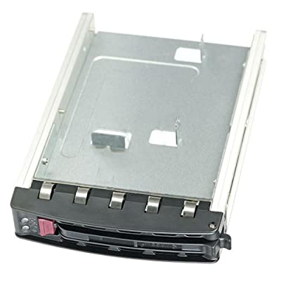 Supermicro AC MCP-220-00080-0B 3.5-Inch HDD to 2.5-Inch HDD Converter Tray RTL Components from Supermicro