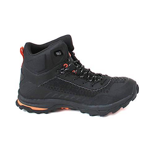 GTX Adults' Orange High Black W Rise 231 Boots Hiking Viking Unisex Rask Black HP5waFFtq