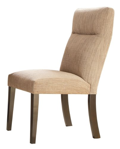 Amazon Com Homelegance Accent Dining Chair Beige