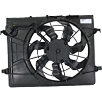 MAPM Premium ELANTRA 07-10 RADIATOR FAN SHROUD ASSEMBLY