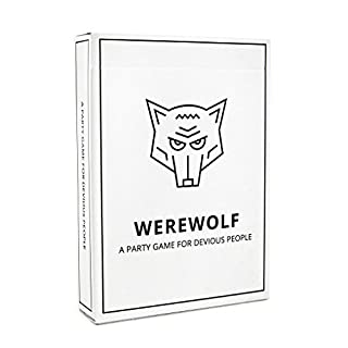 Stellar Factory Werewolf: A Party Game for Devious People
