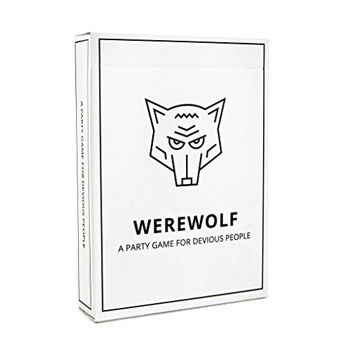 Halloween Games For Large Groups - Stellar Factory Werewolf: A Party Game