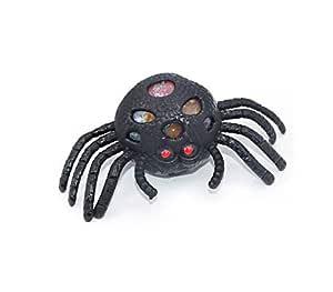 Squeeze Spider Kids Relief Toys Activity Toy zxJ