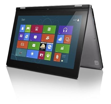 Lenovo IdeaPad Yoga 13 - Ordenador portátil (Ultrabook, Negro, Convertible (Carpeta)