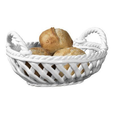 Oval Bread Basket  great for delivering home baked goods as gifts