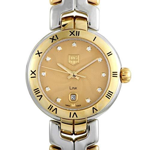 Tag Heuer Link Quartz Female Watch WAT1451.BB0955 (Certified Pre-Owned)