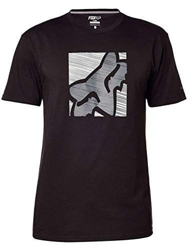 Fox Racing Conjunction Tech T-Shirt - Men's Black, XXL
