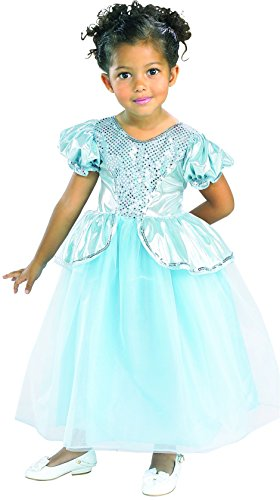 Cinderella Costumes Rental (Rubie's Costume Palace Princess Child Costume, Toddler)