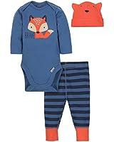 Gerber Baby Boys 2 Pack Footed Sleeper, Zoo...