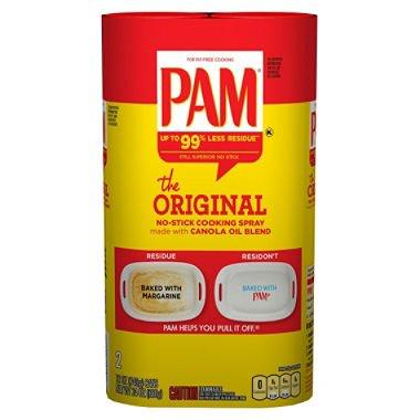 Pam Canola Spray - 12 oz. - 2 pk. (pack of 6) by Pam