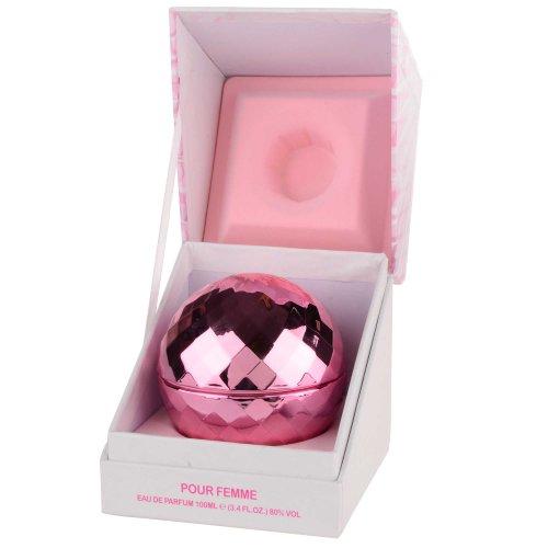 Laurelle Disco Pink Eau De Parfum 100ml: Amazon.de: Beauty
