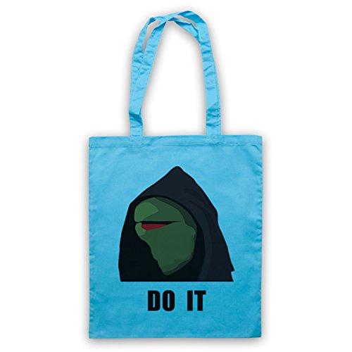 Cielo Sacchetto Kermit Meme Blu Farlo Atxqq4w5