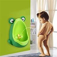 Frog Children Toddler Kids Boy Baby Potty Toilet Training Urinal Pee Bathroom US