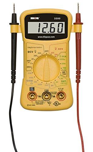 Price comparison product image INNOVA 3300 Hands-free Digital Multimeter (10 MegOhm)