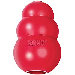 KONG Classic Dog Toy, X-Large, Red