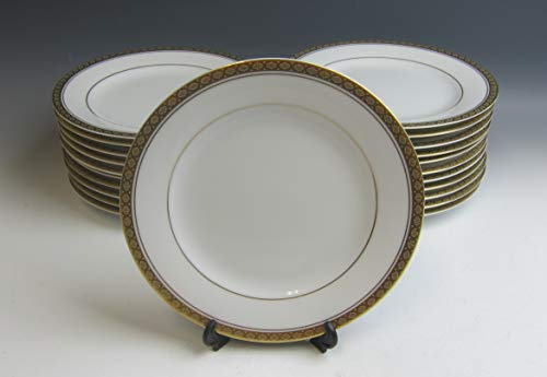 (Lot of 22 Noritake China RICHMOND Bread and Butter Plates EX)
