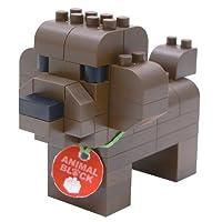 Caniche de juguete de bloque de animales Diablock