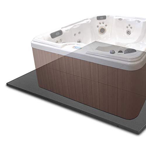 - QCA Spas SP3248 Handi Hot Tub Pad, 32 by 48