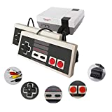 Classic Mini Retro Game Console with Built-in 620