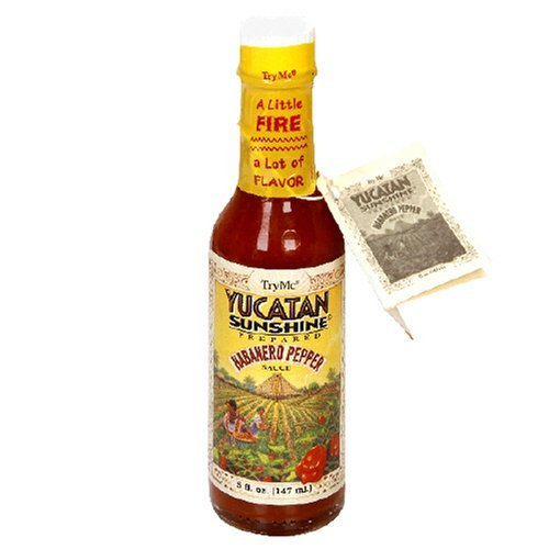 yucatan habanero sauce - 3