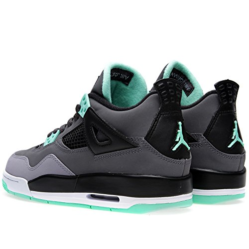 AIR 'GREEN 408452 RETRO AIR JORDAN 4 GS JORDAN 033 GLOW' wHwgqrS7O