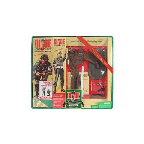 Hasbro G.I. Joe 40th Anniversary Edition Soldier Action Figure #5