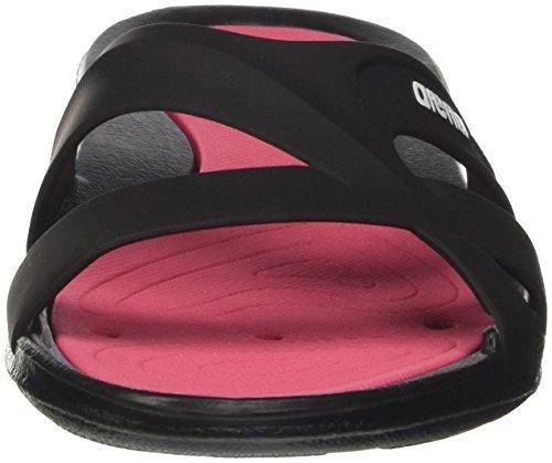 Schwarz Damen Pink arena Damen Hausschuhe Athena Athena qaw8fxBA4