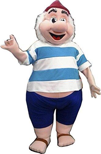 Mr Smee Costumes (Mr Smee Mascot Costume Adult Costume)
