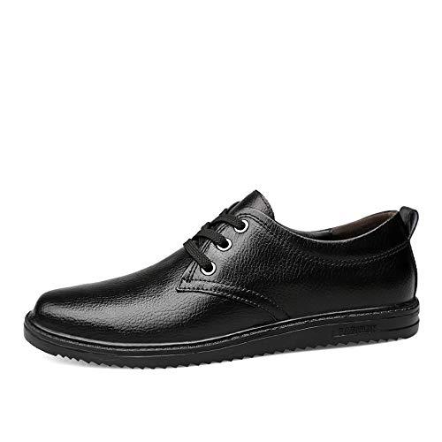 shoes Negro Sry Cordones Hombre Papel De Zapatos Para 8pHWw1Cq