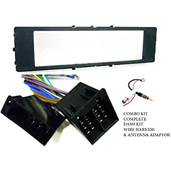 radio stereo install dash kit wire harness. Black Bedroom Furniture Sets. Home Design Ideas